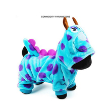 Pet Dog Clothes Dog Clothing Small Clothes For Dogs Winter Blue Winter Girl Pet Dog Product Clothes ChiHuaHua Shipping