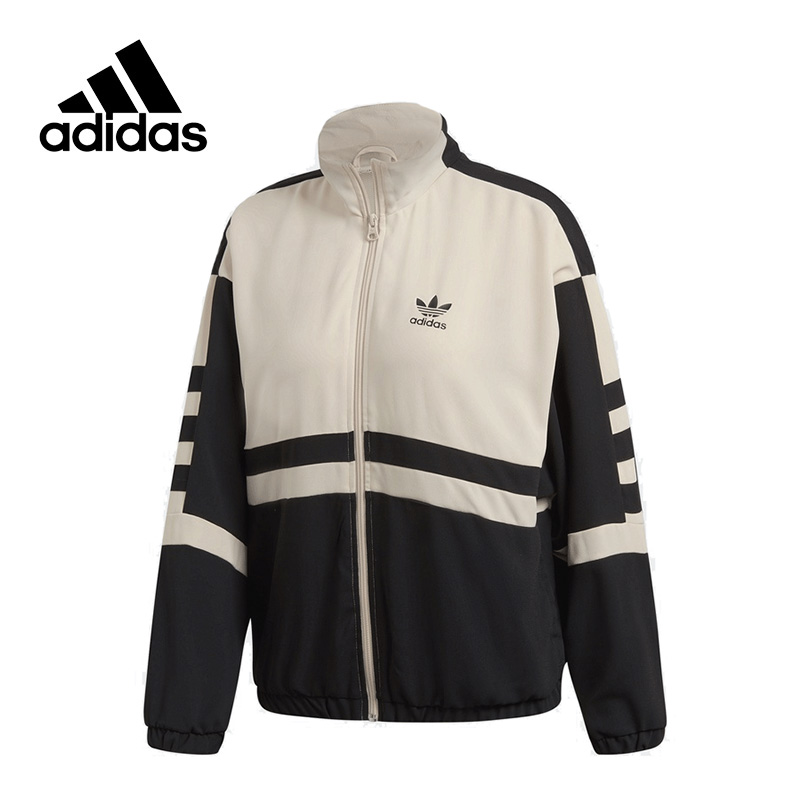 Original New Arrival Official Adidas Women's Breathable Jacket Originals Sportswear Good Quality DH4198 original new arrival official adidas originals women s breathable pullover hooded leisure sportswear good quality cv9437