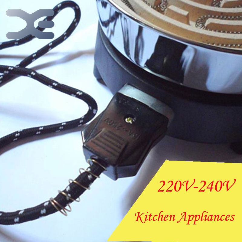 Kitchen Appliance 2500W Hot Plate Cook Stove Electrical Piastra Elettrica Per Cottura Coil Hotplate Plaque Chauffante