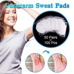 100/200/300/400 шт подмышечные прокладки для защиты одежды от пота поглощают гильзы из пот подмышек наклейки анти подмышками колодки для одежды де...