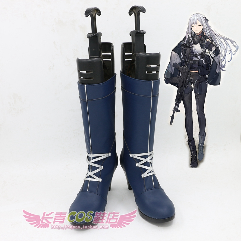 16Off Aliexpress Special Use Boots 12 Us45 In Noveltyamp; 02 Frontline Ak From Custom Made Cosplay On Shoes girls n0OkXPZN8w