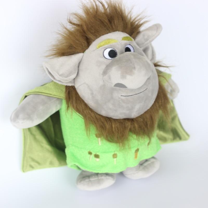 Disney Toys Frozen Troll Trolls Plush Toys Stone Kristoff Friend