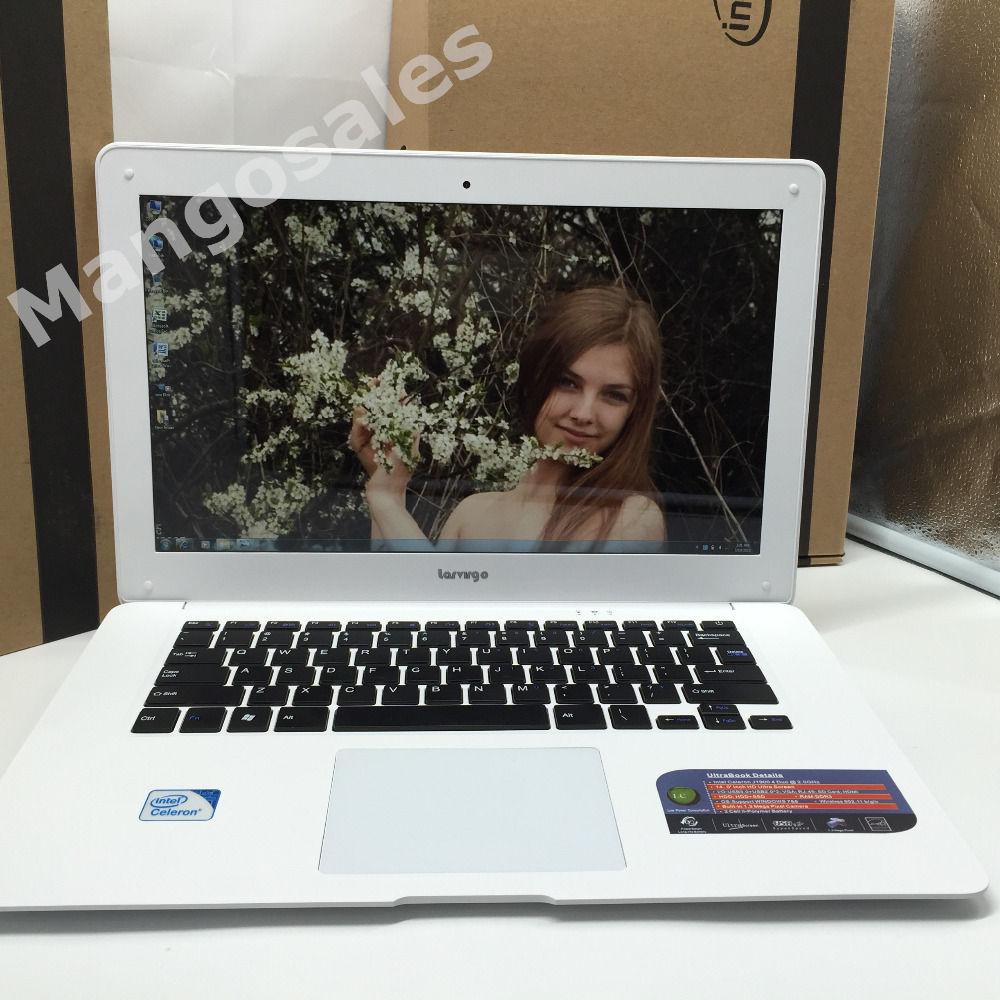 14 inch windows7/8 laptop Computer PC In-tel Celeron J1900 2.0GHZ Quad Core 8GB,128GB SSD 1TB HDD WIFI HDMI Slim Ultrabook
