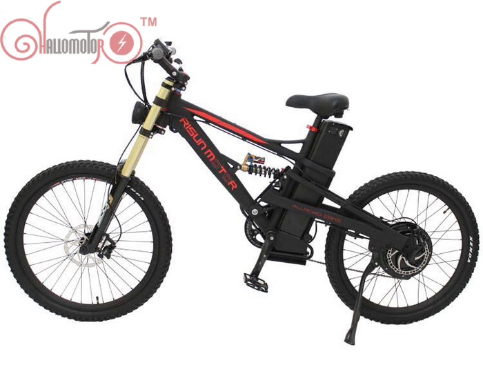 sale frame customized mustang ebike frame our exclusive mountain electric bicycle frame with suspension fit seat tube battery in electric bicycle - Ebike Frame