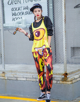 2016-new-arrival-harajuku-womens-cool-casual-plus-size-camouflage-jumpsuit-hiphop-color-drawing-harem-bib-pants