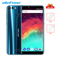 "Ulefone Mix 2 5,7 ""HD + 18:9 Display 4G Handy 13MP + 5MP Dual Hinten Cam Android 7.0 Quad Core 2 GB + 16 GB Fingerabdruck handy"
