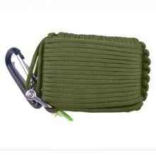 SOS EDC Paracord Survival Kit