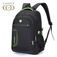 2018 New Fashion Anti Theft USB Bagpack For Men Women Teens Large Capacity Laptop Nylon Backpack