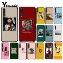 Yinuoda Great art van Gogh Mona Lisa painting David Phone Case for Huawei P9 P10 Plus Mate9 10 Mate10Lite P20 Pro Honor10 View10(China)