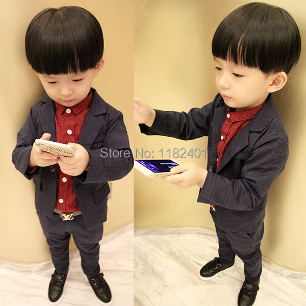 Hot Sale Children S Spring Autumn Casual Suits Boys Jackets Retail