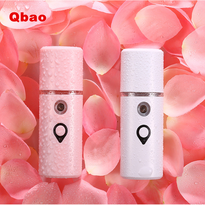 Face Humidifier 25ml 5V Aromatherapy Essential Oil Diffuse Fragrance Mist Fog Maker At Home Office angela