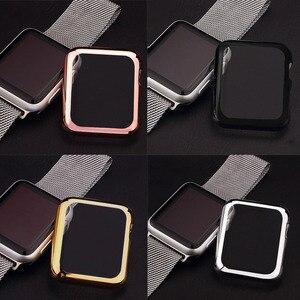 Image 5 - Gosear フル保護ケースカバースキンシェルスクリーンフィルムについては、 apple 腕時計 iwatch ワッハ iwach シリーズ 1 2 3 38 ミリメートル 42 ミリメートル