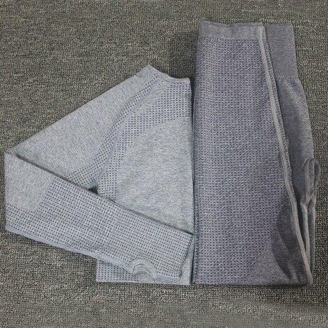 Blue gray set