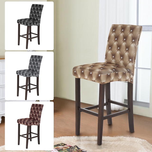 4 Color Universal Elastic Cloth Chair Covers Elastic Spandex Chair Cover 3D  Printing Home Ceremony Chair