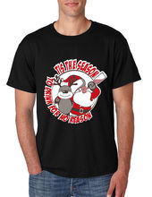 Print Short Sleeve T shirt Men s T Shirt Tis Season Drink For No Reason Fun  Ugly Xmas f70f7ea79e7f