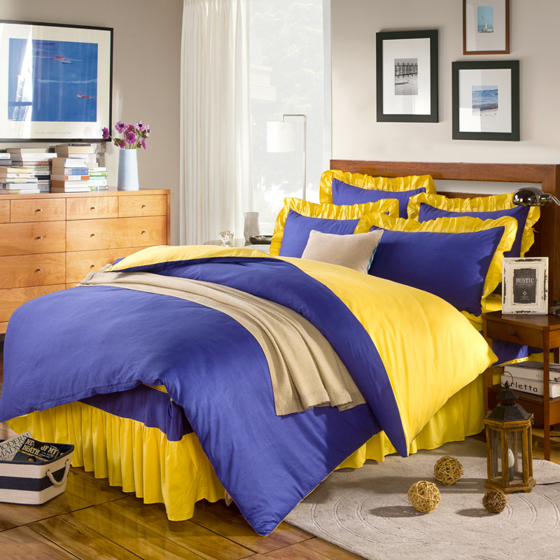 Online Buy Wholesale Solid Yellow Quilt From China Solid
