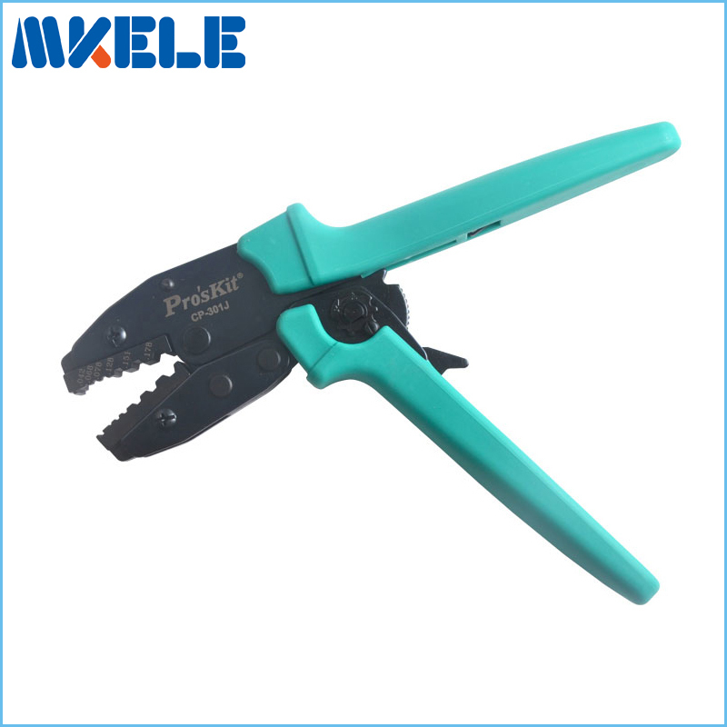ФОТО CP-301J fiber splices cold hexagonal ratchet crimping tool crimping plier multi tool tools hands