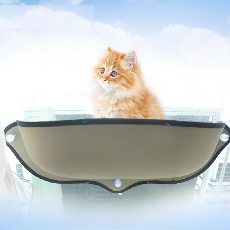 Perfect Cat Window Bed Cat Lounger Bed Hammock Sofa Mat Lounger Perch Cushion  Hanging Shelf Seat With