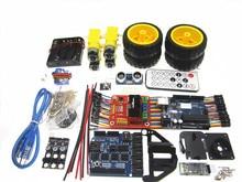 Wielofunkcyjny Robot Sterowany Bluetooth Inteligentne Zestawy Samochodowe Dla Arduino uno