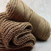 100g Lot Wool Alpaca Needle Knitting Scarf Jacket Line Hand Knit Wool Export Line Soft Comfortable