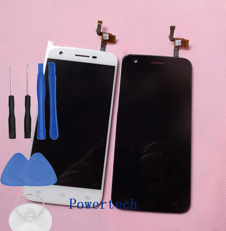 DOOGEE F3 PRO LCD Display with Front Panel Touch Glass Lens Digitizer Screen Original Parts Free