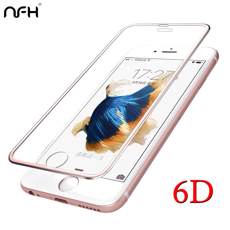 6D Aluminum Alloy Glass For iPhone XR XS Max Full Screen Protector Protective Glass For iPhone X 7 6 6S 8 Plus 5 SE 5S 6 D Film 6D Aluminum Alloy Glass For iPhone XR XS Max Full Screen Protector Protective Glass For iPhone X 7 6 6S 8 Plus 5 SE 5S 6 D Film