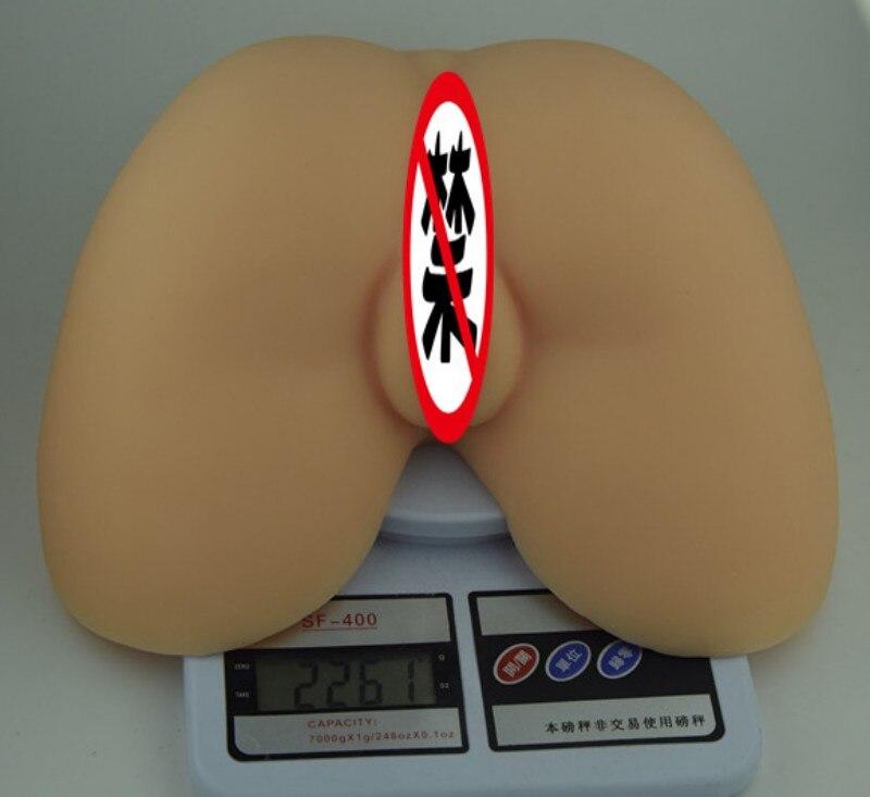 ML5 skin color silicon torso font b Sex b font font b dolls b font Vagina