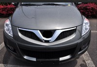 ABS Honeycomb Lacquer that Bake Up and Down Front Racing Grill For Great Wall Haval H5 10-12
