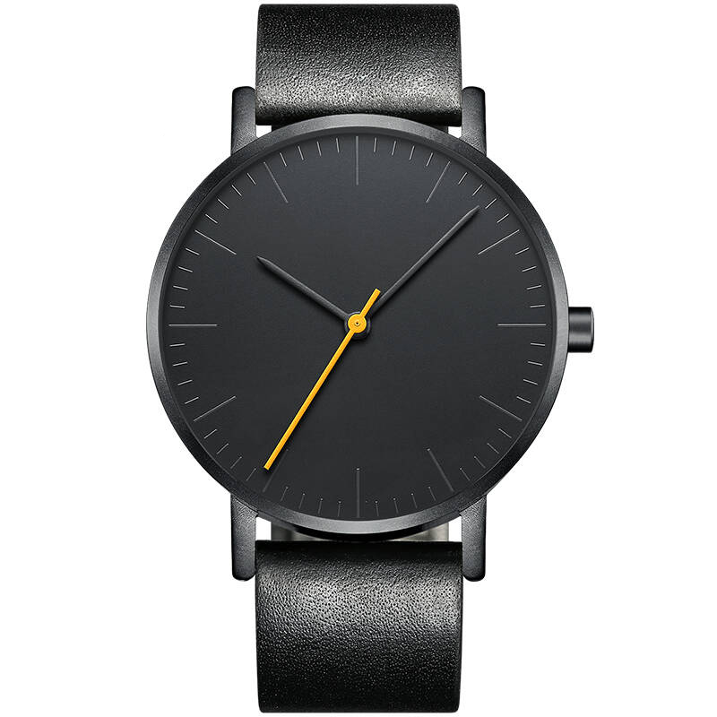 SEKARO Switzerland watches men luxury brand simple neutral fashion trend quartz male watch waterproof Bauhaus German simplicity bauhaus bauhaus mask lp cd