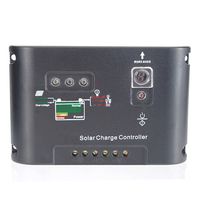 Promotion! 20A Solar Regulator Street Panel Charge Controller 12/24V Auto switch