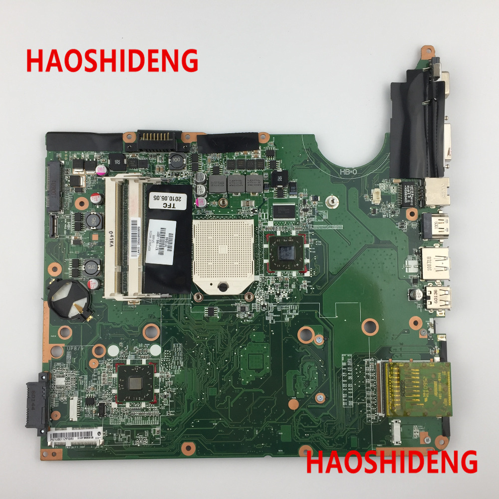 Free Shipping 571186-001 for HP Pavilion DV6 DV6-1000 DV6-2000 series motherboard .All functions 100% fully Tested !