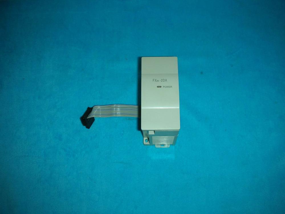 1PC USED * Fx2N-2DA 1pc used plc6es5 431451464