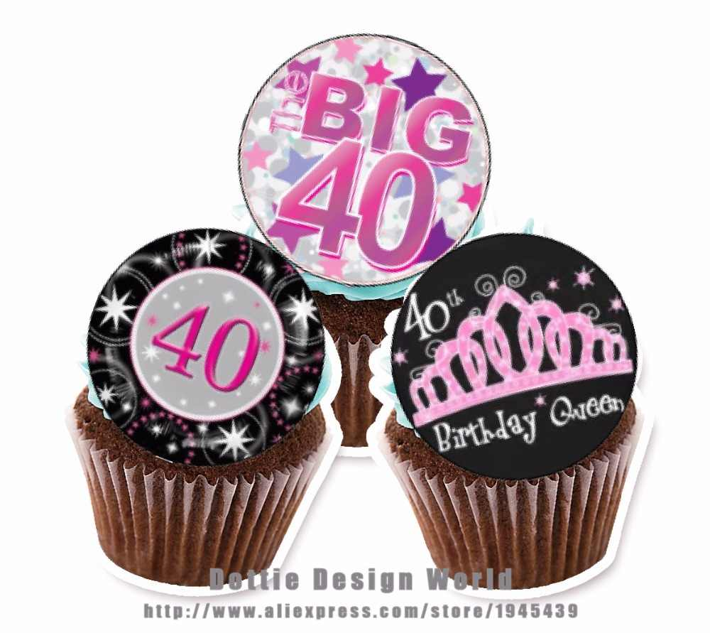 30 Calaveras de Azúcar Comestible Oblea /& Glaseado Cupcakes Toppers Fiesta Decoración muertos