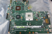 New Laptop motherboard n53sv main board rev:2.2 for N53SV, 60-N1QMB1300 N53SV MAIN BOARD