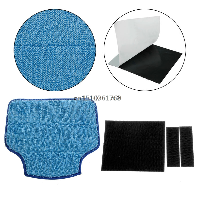Vacuum Cleaner Mopping Cloth For Neato XV-14 XV-15 XV-21 Botvac 70e D75 D80 D85 #Y05# #C05# free post new 3 piece 2015 newest neato xv 11 xv 12 xv 14 xv 15 xv 21 botvac 70e 75 80 85 cleaner mopping cloth