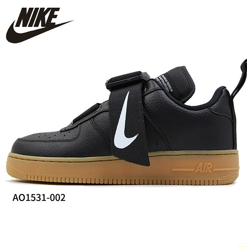 NIKE Air Force1 AF1 Original Men Skateboarding Shoes Magnetic Function Deconstruction Air Cushion Sneakers#AO1531
