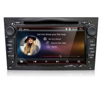 8 Core 2 Din 7 Android 8.1 For OPEL ASTRA VECTRA ZAFIRA Car Radio Multimedia 2+32GB Audio Stereo 1024*600 Black G