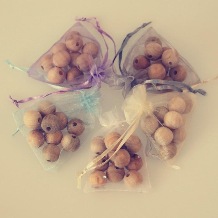 10pcs/lot Natural Cedar Wood Moth Balls Lavender Camphor Bug Repellent Wardrobe Clothes Drawers