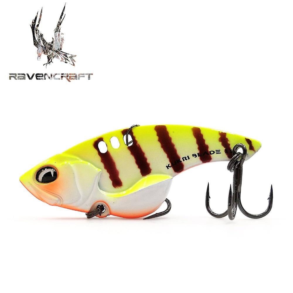 2018 newer model quality metal vib blade baits R52 long casting lures professional for perca fluviatilis bass fish fishing