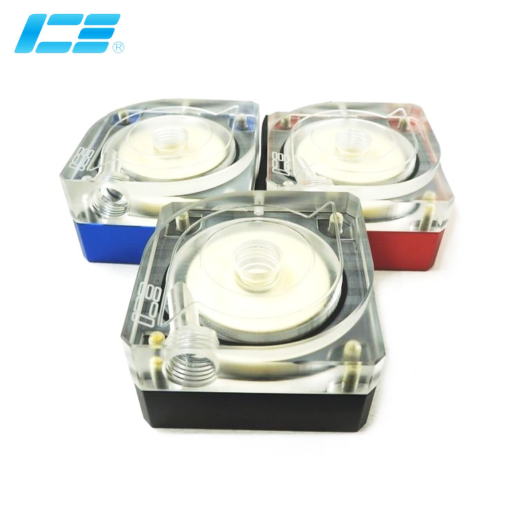 Red Blue Black Icemancooler ultra quiet Water Pump for watercooling 400L/H Maximum lift 3.5m ICE P5 high quality