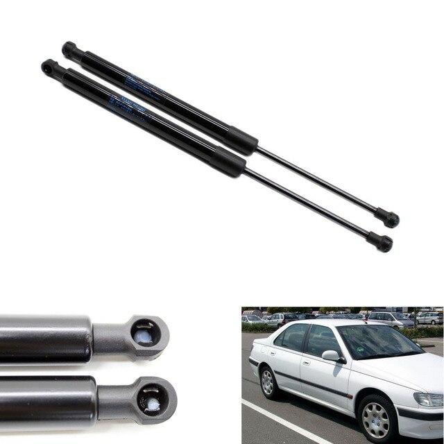 2pcs Auto Tailgate Boot Gas Struts Shock Struts Spring Lift Support