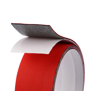 Image 3 - FOSHIO – grattoir à Film vinyle en Fiber de carbone, 100cm, 3 couches de protection en tissu imperméable pour vitres