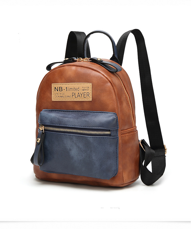 be8989a5c Lovely Travel Bag Women Casual Rucksack PU Leather Backpack Purse ...