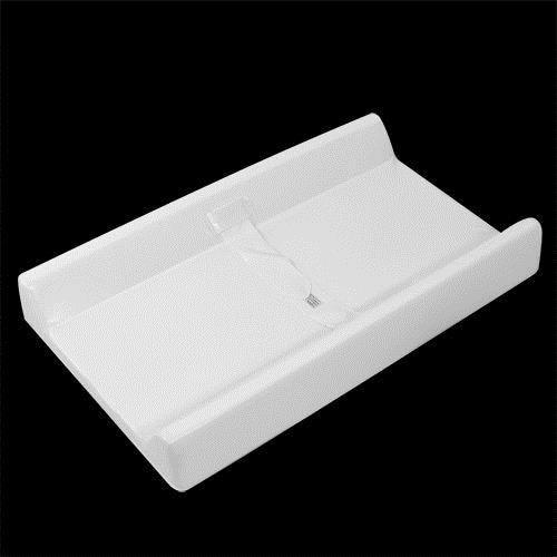 Nouveau imperméable à l'eau grand coffre-fort bébé lit changeur tapis rembourré lit bébé blanc utile