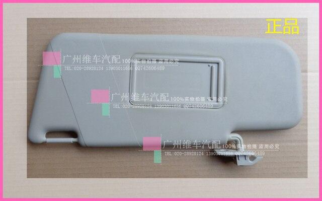Para Las Piezas de la Gran Muralla Gran Muralla Asistente visor sun block visor accesorios M1 m1