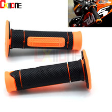 Rubber Motorcycle Handlebar Accessories 22mm Hand Grips For KTM 450 SX-F EXC SIXDAYS 350 EXC-F