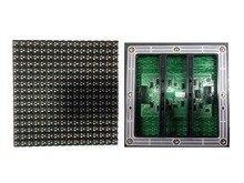 Завод прямых продаж P10 открытый 1/4 сканирования/DIP полноцветный/вафельные чипсы/обратной полярности/160 мм * 160 мм 16*16 пикселей 10000 dots/m2