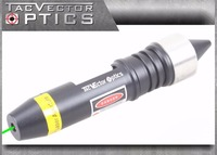 Vector Optics Universele Groene Laser Droeg Sight Collimator fit 0.15 0.5 Kaliber Luchtdruk Pistool Rifle Nul Punt Boresighter