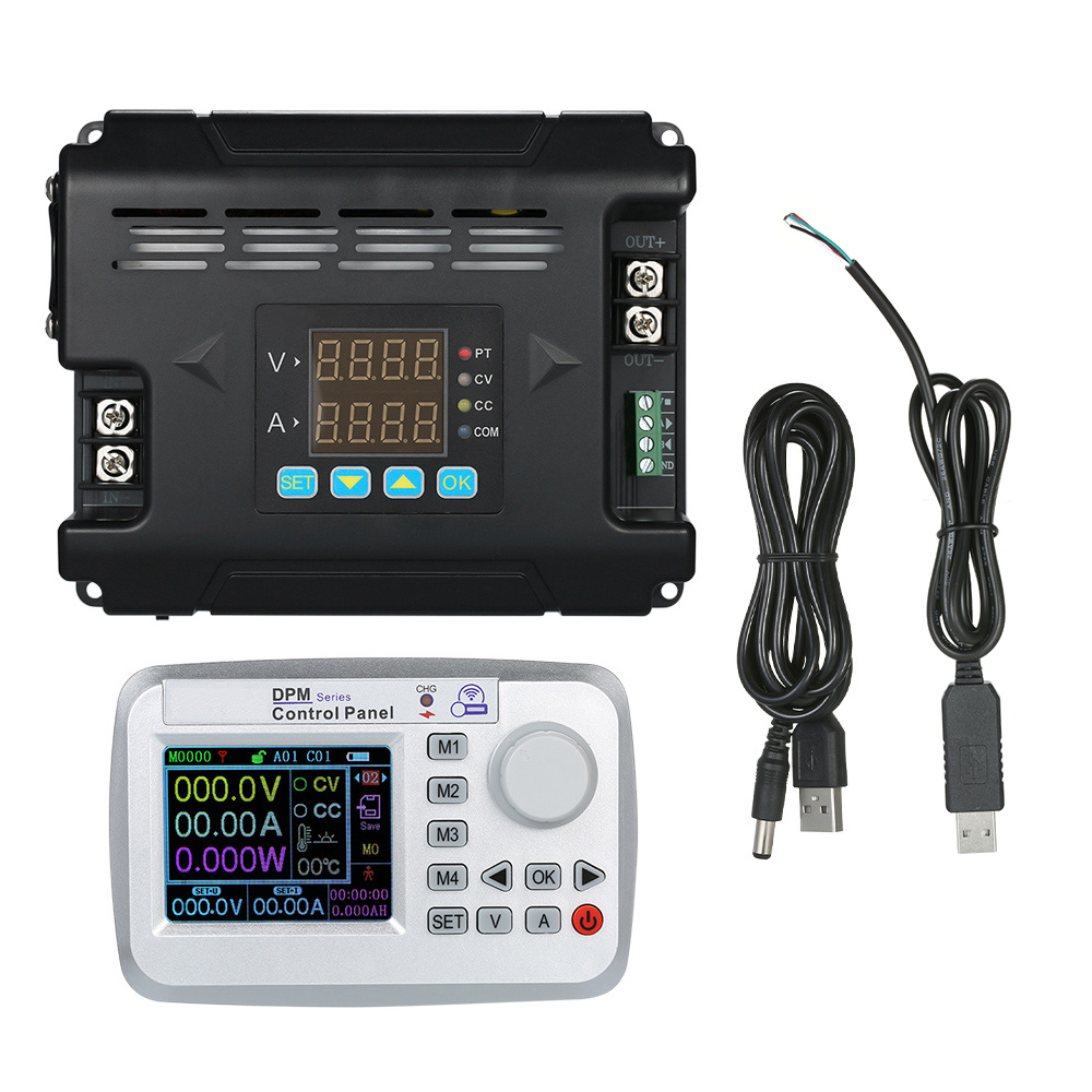 Switching Power Supply 10M Wireless Controller Programmable DC Power Supply LCD Power Source 60V With Rechargeable Battery