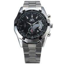 Homens assista automática mecânica de luxo sewor marca relógios moda homens relógios impermeável relogio homer masculino relógio de pulso